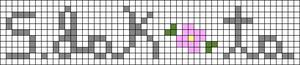 Alpha pattern #67142