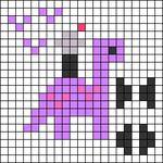 Alpha pattern #67144