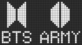 Alpha pattern #67151