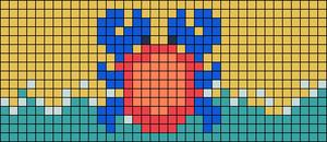 Alpha pattern #67159