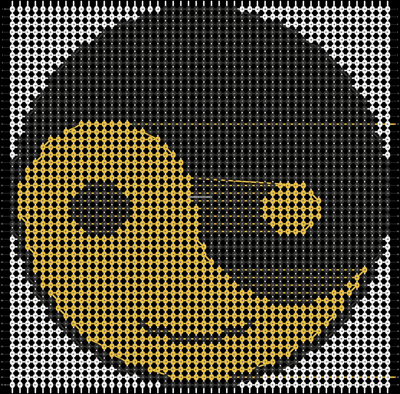Alpha pattern #67163 pattern