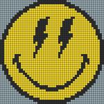 Alpha pattern #67166