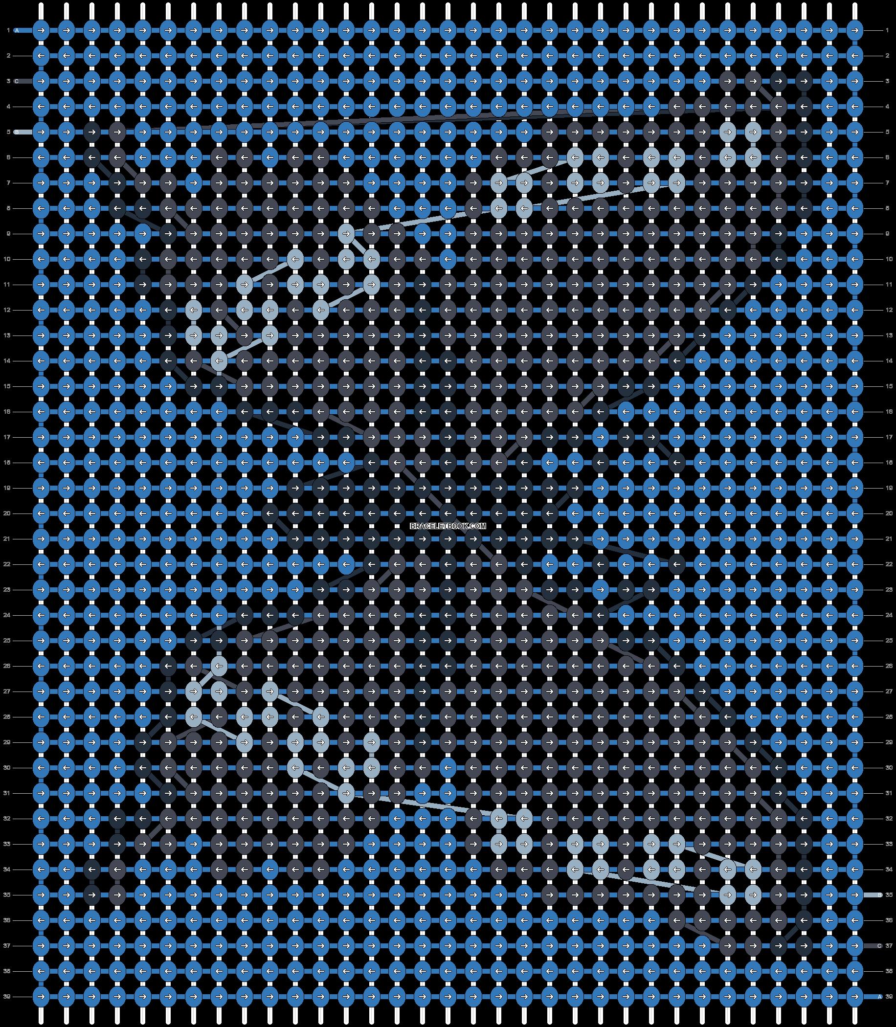 Alpha pattern #67181 pattern