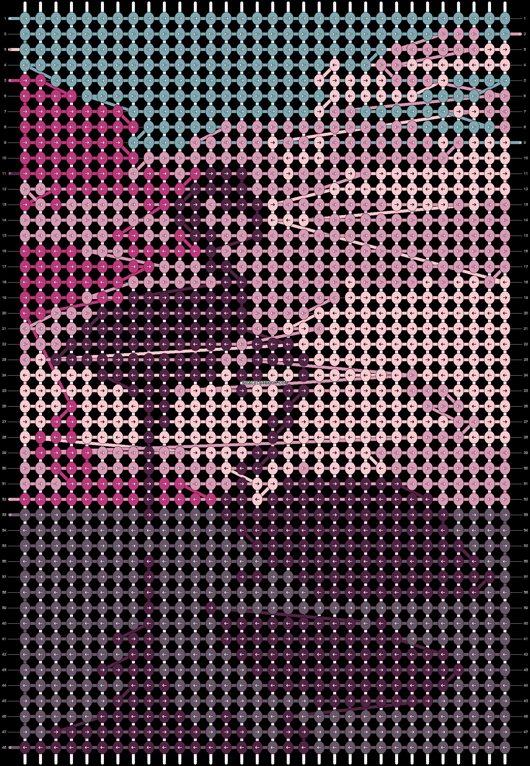 Alpha pattern #67192 pattern