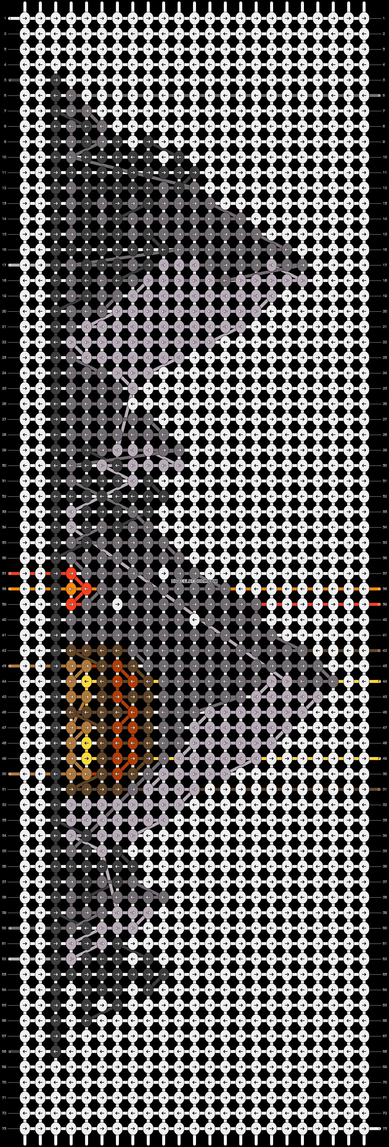 Alpha pattern #67211 pattern