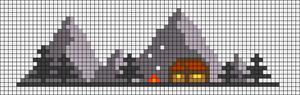 Alpha pattern #67211