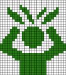 Alpha pattern #67216