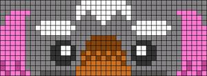 Alpha pattern #67260