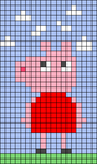 Alpha pattern #67261