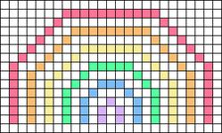 Alpha pattern #67272