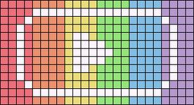 Alpha pattern #67285