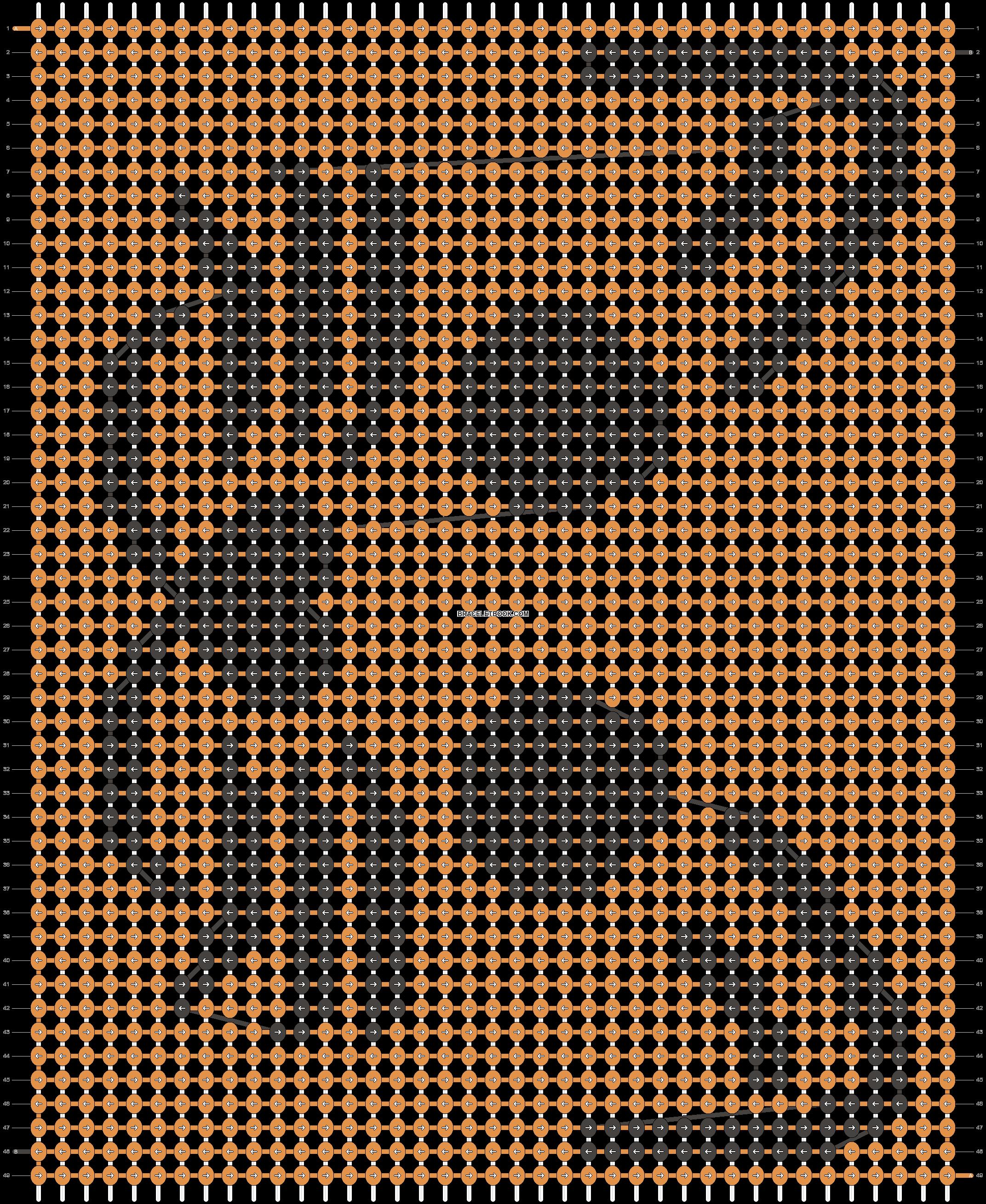 Alpha pattern #67286 pattern