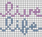 Alpha pattern #67326