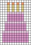 Alpha pattern #67327