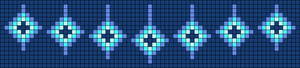 Alpha pattern #67340