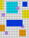 Alpha pattern #67343