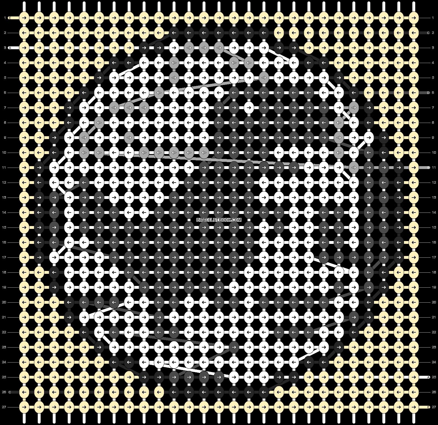 Alpha pattern #67349 pattern