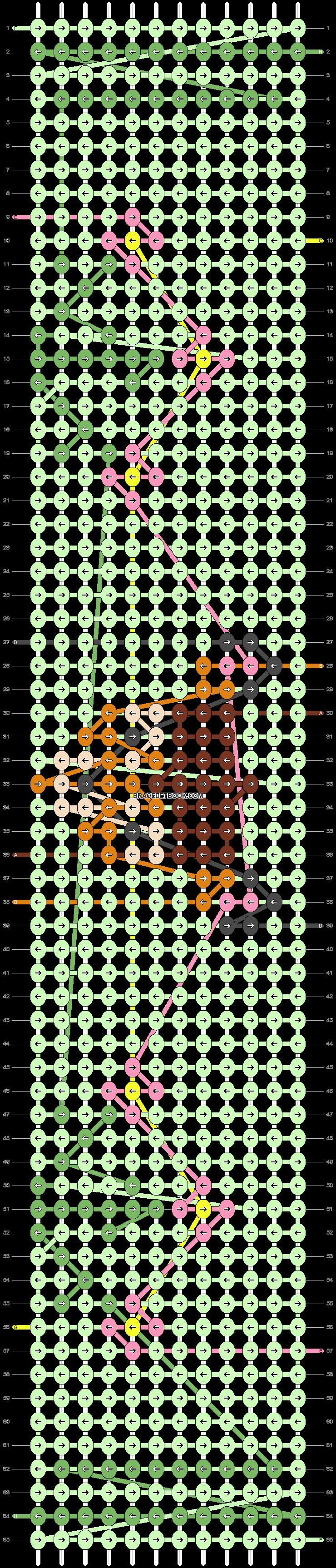 Alpha pattern #67352 pattern