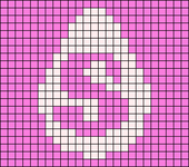 Alpha pattern #67354