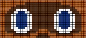 Alpha pattern #67379