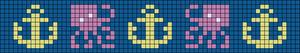 Alpha pattern #67420