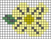 Alpha pattern #67427