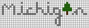 Alpha pattern #67429