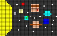 Alpha pattern #67444