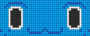 Alpha pattern #67475
