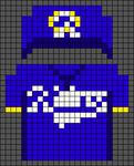 Alpha pattern #67503