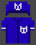 Alpha pattern #67505