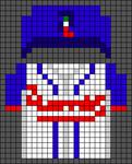 Alpha pattern #67506