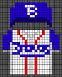Alpha pattern #67508
