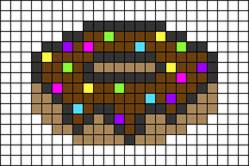 Alpha pattern #67516
