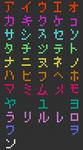 Alpha pattern #67521