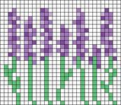 Alpha pattern #67536