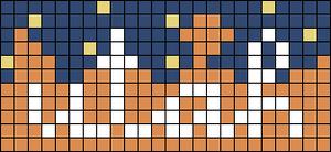 Alpha pattern #67556