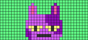 Alpha pattern #67557