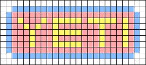 Alpha pattern #67563
