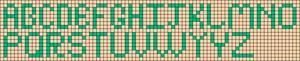 Alpha pattern #67564