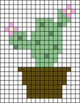 Alpha pattern #67588