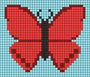 Alpha pattern #67595