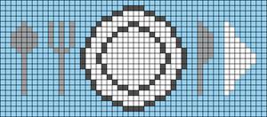 Alpha pattern #67601