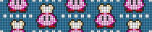 Alpha pattern #67628