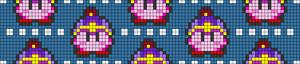 Alpha pattern #67629