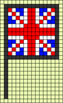 Alpha pattern #67632