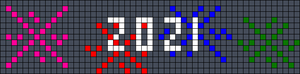 Alpha pattern #67662