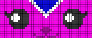 Alpha pattern #67671