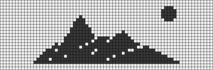 Alpha pattern #67672