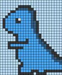 Alpha pattern #67674